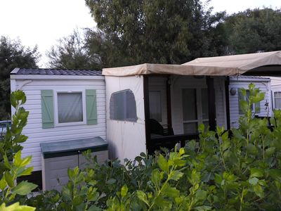 Photo for rent mobilhome 6 people