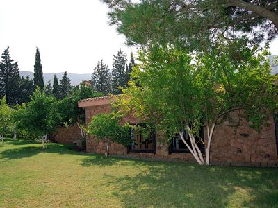 Photo for Exclusive Country Cottage  In Sardinia Nature Park Near Cagliari Beaches(20 km)