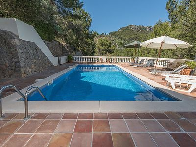 Photo for Apartment S'Atalaia Sea Views in Port Sóller - 4 persons, 2 bedrooms