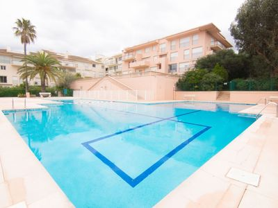 Photo for Apartment in the center of Saint-Tropez with Parking, Internet, Washing machine, Air conditioning (262847)