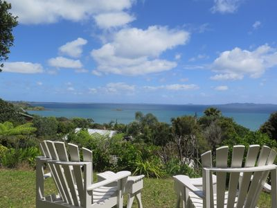 Photo for ICONIC KIWI BACH WITH GLORIOUS SEA VIEWS