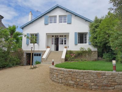 Photo for 3 bedroom Villa, sleeps 7 in Carnac with WiFi