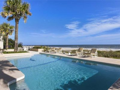 Photo for Ponte Vedra Blvd 539, 5 Bedrooms, Sleeps 12, Beach Front, Private Pool
