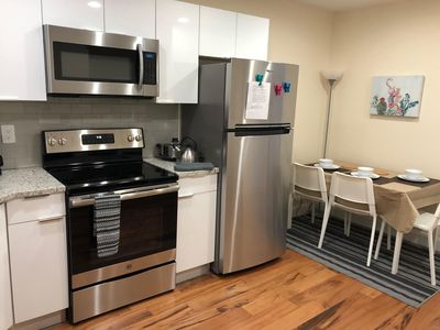 Photo for Enjoy Philly City Life at Brand-New 1BR Apt. at Broad Street