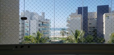 Photo for Apt with view to the beach - 100m to the beach - Air. Cond. - Wifi - Best module (2)