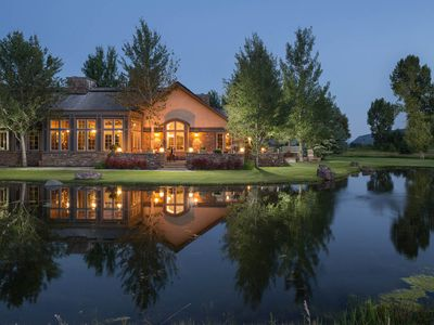 Photo for Few Summer Retreats Compare to this Sophisticated Teton Villa - Book Today!