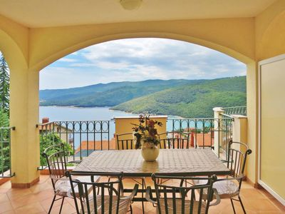 Photo for Apartment Veronika (RAC185) in Rabac - 5 persons, 2 bedrooms