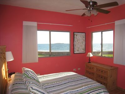 Watch dolphins from your bed!