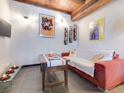Photo for LARGE FURNISHED APARTMENT WITH CARE IN THE CENTER OF TURIN (QUADRILATERAL HISTORICAL)