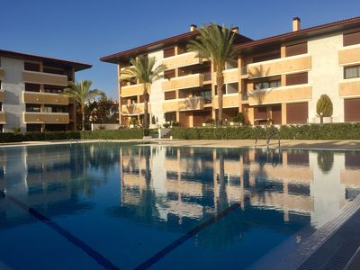 Photo for Monte Laguna Luxury 2 Bed 2 bath Apartment Private Condominium Vilamoura