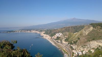 Photo for IN SICILY, AMONG THE MAJESTIC AND ENCHANTING TAORMINA ETNA