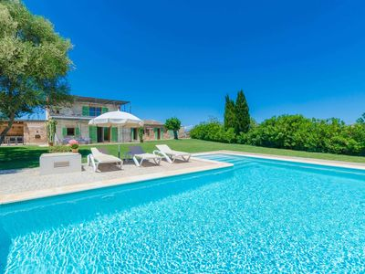 Photo for YourHouse Can Cadernera - villa with pool and garden for 6 people