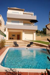 Photo for Luxury 4 Bedroom Villa with private pool, only 10mins walk to Town Centre