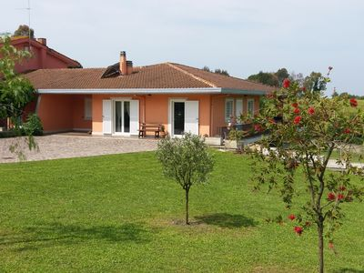 Photo for Villa in the countryside north of Rome 25 min. from San Pietro