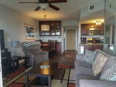 Photo for Sand Dollar Villas Unit 304 is a fully equipped beachfront condo