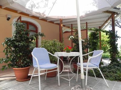 Photo for Holiday apartment Vafeios for 1 - 2 persons - Holiday apartment