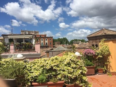 Photo for PENTHOUSE with STUNNING PANORAMIC ROOF TERRACE, Heart of Old Historical centre