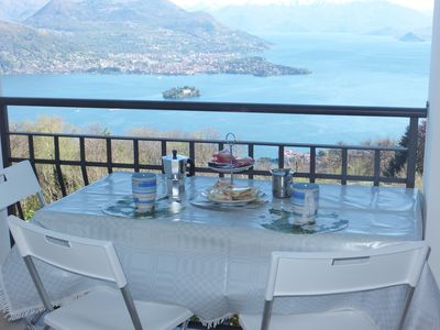 Photo for ALL COMFORTS IN AN ANGLE OF PARADISE ON LAKE MAGGIORE