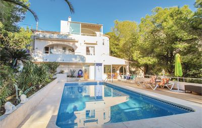 Photo for 4 bedroom accommodation in Altea