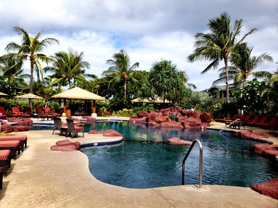 Photo for LUXURY Ko'Olina Kai Vacation Rental Home with a golf cart!