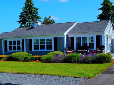 Photo for BEAUTIFUL WATERFRONT HOME  BEACH LIVING AT ITS BEST.   $200 off if you book now