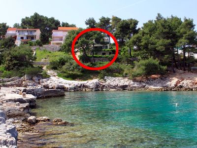 Photo for Apartment in Basina (Hvar), capacity 4+1