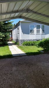Photo for 18x85 spacious, master with second bed/bath on opposite end for privacy