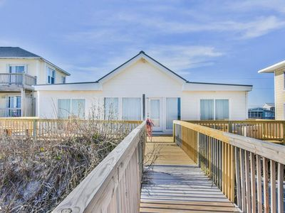 Photo for M & M Candy - Majestic Oceanfront View, Spacious Deck, Pet Friendly, Near Shops