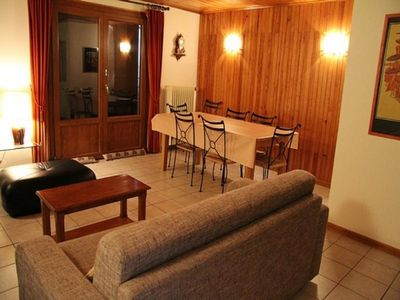 Photo for Apartment La Clusaz, 3 bedrooms, 6 persons