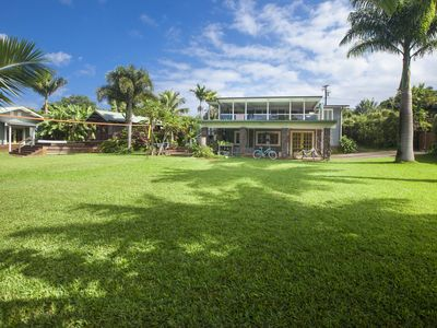 Photo for Tranquil Paradise Rental On Acre Property In Pupukea - Close To Beaches