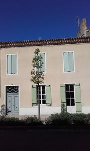 Photo for Atypical house in the heart of the old village, panoramic view