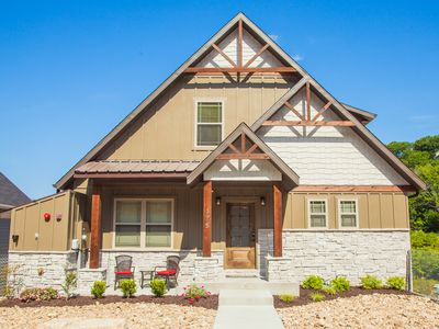 Photo for Spacious 5 bedroom with 5 1/2 baths and 2 kitchens in new development!!