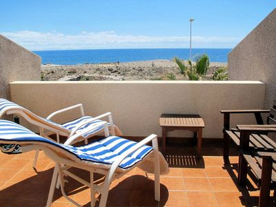 Photo for Vacation home Residencial Vista Marina  in El Médano, Tenerife / Teneriffa - 4 persons, 2 bedrooms