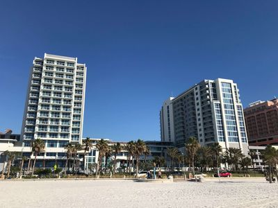 Clearwater Beach by Wyndham, 2 Bedroom Del, Gulf of Mexico at your back doorstep