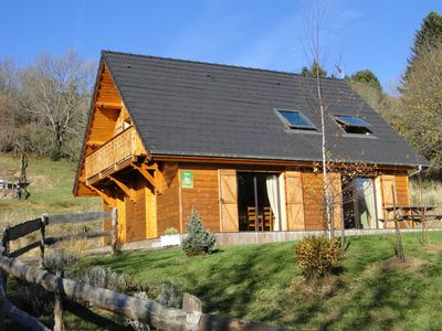 Photo for Spacious chalet La Bourboule - Massif du Sancy