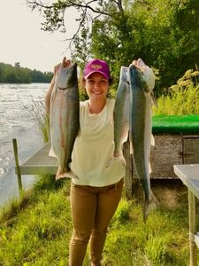 Photo for Private fishing on the Kenai in Soldotna!!! Walk to everything.