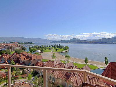 Photo for #1301 Sunset Waterfront Resort Stunning 13th Floor Downtown Lakeview Corner Unit