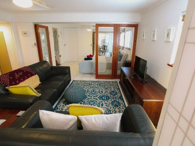 Photo for Self-contained apartment in Bayside Brisbane
