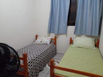 Photo for Apartment in Ingleses beach, near the beach, 03 bedrooms, air ..
