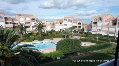 Photo for PALAVAS les Flots - Soleillades - T2 Duplex 35m2 - swimming pool - sea 250m