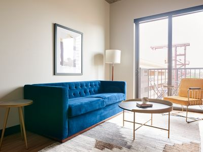 Photo for Sonder   Mill Ave   Original 1BR + Sofa Bed