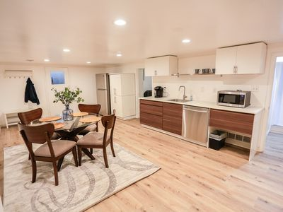 Photo for Modern basement remodel near Canyons/Downtown/Sugarhouse/Adventure