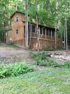 Photo for Mountain Laurel Hidaway IS BACK!!   BOOK NOW SPRING AND SUMMER!!