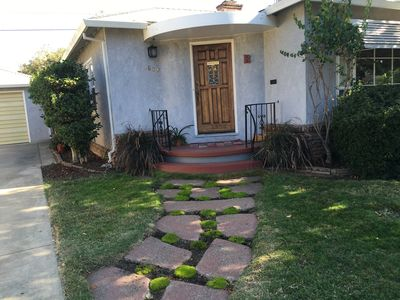 Photo for Easy & Amazing 2 bed/1bath house in East Sac!