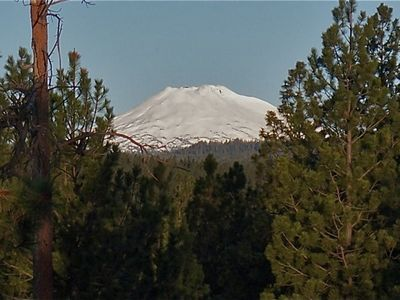 Photo for Amazing Mt. Bachelor Views From This Top Floor 2 Bedroom at 7th Mtn.DCCA#076