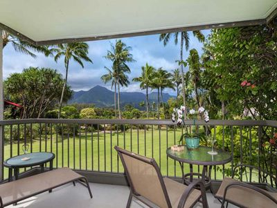 Photo for Hanalei Bay Resort1207/8 - a 1br/2ba ocean view condominium in Princeville
