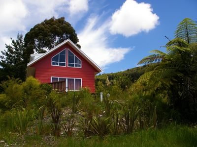 Photo for Golden Bay - Strawberry Cottage Eco - Middle Earth