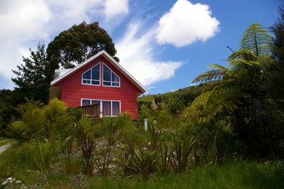 Strawberry Cottage in Middle Ear