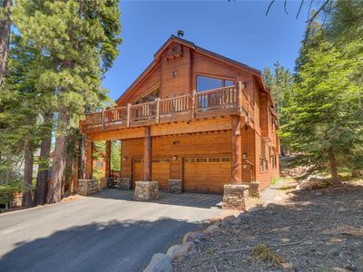 Photo for Home on the Range - Tahoe Donner: 6 BR / 3.5 BA six bedrooms in Truckee, Sleeps 12