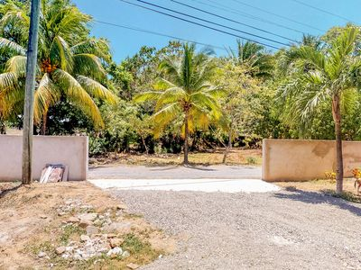 Photo for Family-friendly villa surrounded by nature w/ balcony - 1 mile to beach!